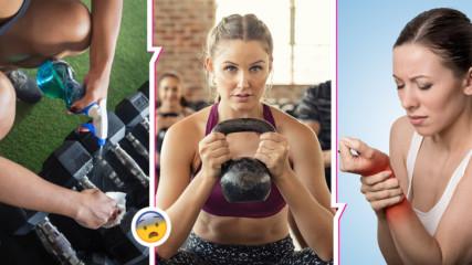 Пет инфекции, с които можем да се заразим във фитнеса. Защо е по-добре да тренираме у дома?