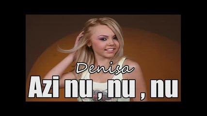 Превод - Denisa - Azi nu, nu, nu