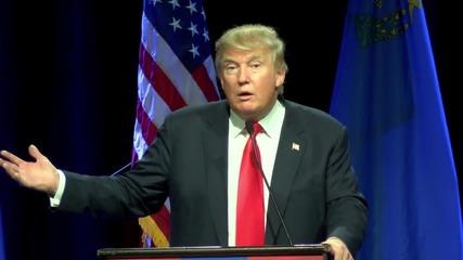 USA: Trump blames France's strict gun laws for Paris attacks