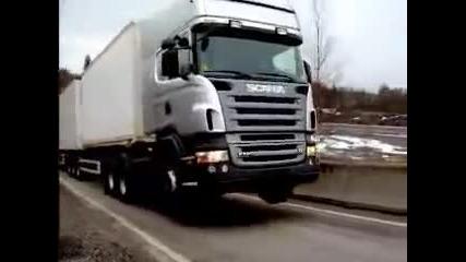 Силата на Scania