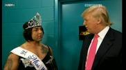 R A W 06/22/09 Donald Trump уволнява Santina...