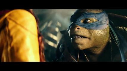 Костенурките нинджа Trailer *2014*