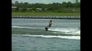 Wakeboard - Fluid Dynamics