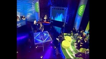 Лазар - Сбогом Моя Любов ( Music Idol 2 Live )