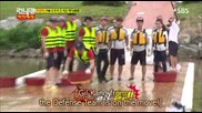 [ Eng Subs ] Running Man - Ep. 157 (with Jung Woong In, Ahn Gil Kang, Kim Hee Won) - 1/2