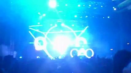 David Guetta - Nessebar 27.07.2012