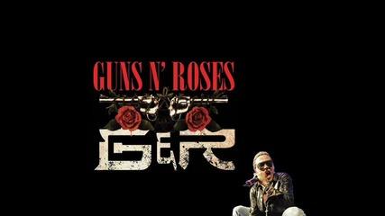 Guns N` Roses - Don`t you cry
