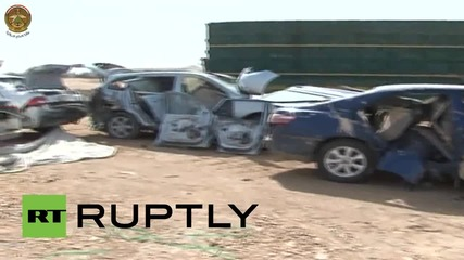 Iraq: Army seize 8 IS car bombs bound for Baghdad and Karbala province