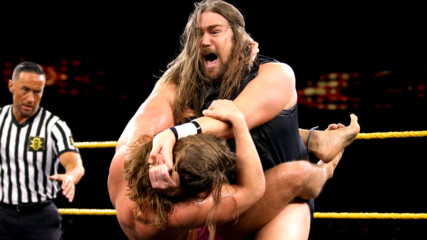 Matt Riddle vs. Kassius Ohno: WWE NXT, Dec. 4, 2019