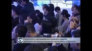 Чуждестранни автопроизводители вдигат залозите на международния автосалон в Шанхай