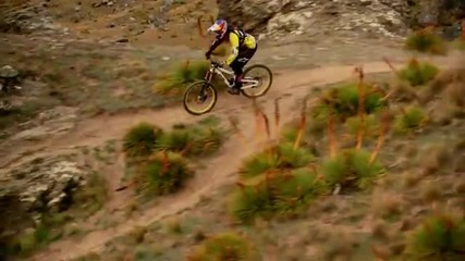 Downhill Mtb in New Zealand with Brook Macdonald - Part 1