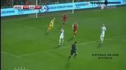 Словакия 3:0 Люксембург 27.03.2015