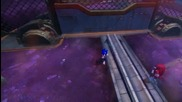 E3 2014: Sonic Boom - Speed And Exploration Gameplay