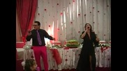 Софи и Устата - Бурята в Сърдето ми на Живо на сватбата на Роксана