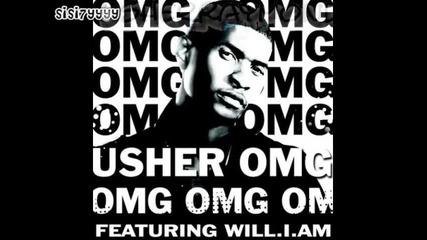 + превод ! Usher feat. Will.i.am - Omg ( Almighty Radio Edit )