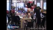 Vip Brother 3! Ицо разказва виц на Преслава,  Петя и Мария!
