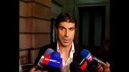 Георги Иванов: Изграждаме нов отбор