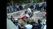 Иван Тахчиев яко перепича бройки на 100 кг !