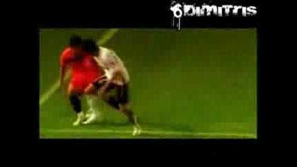 best futbol skills 2009