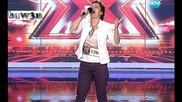 Жена На 42г. Разчувства Цяла България! - X Factor 14.09.11