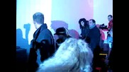 Tokio Hotel Fan Party 30 November 2008 - Bill And Tom Leave T