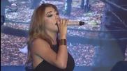 New. -- Video Roksana -  Страхливец - live, 2014