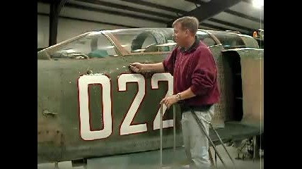 Български Миг 23 в Cold War Museum