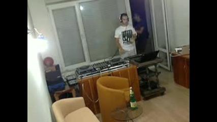 Български House Mix на живо с видео - Gosh & Robin Virag + линк за сваляне част 1