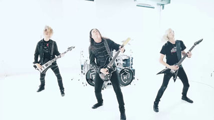 Hammerfall ft. Noora Louhimo - Second to One (official Video)
