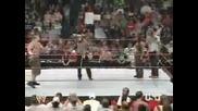 Wwe John Cena Vs Lita - 1 Hand Mach!