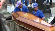 Brazil: Rio hosts funeral for former FIFA pres. Joao Havelange
