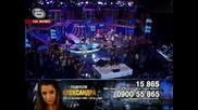 Music Idol 3 - Александра - Nah Neh Nah