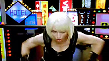 Madonna-jump
