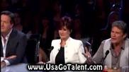Брейкарчето в America s Got Talent