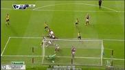 Бърнли 0:1 Арсенал 11.04.2015