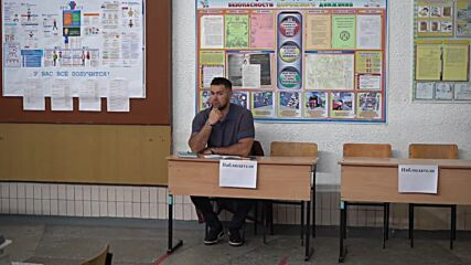 Russia: Voters cast ballots in State Duma elections in Kamchatka Krai