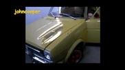 Върната към Живот Toyota Corolla Kp30