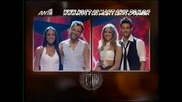 Kostas Martakis & Maria - Interview After Arguri's Victory (dancing With The Stars)