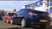 323 Fifth Gear - New Mitsubishi Lancer Vs Mazda 6