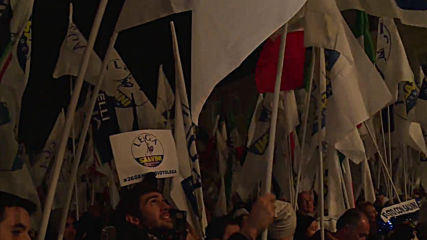 Italy: Salvini rallies ahead of local elections in left-wing stronghold of Emilia-Romagna