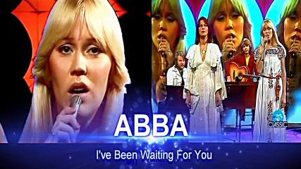 Abba – I've Been Waiting For You ( Tv 1976 + Live 1977) [+ Превод]