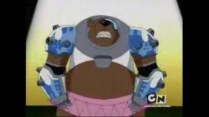 Teen Titans - Bunny Raven