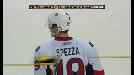 Best Hockey Nhl Jason Spezza vs. Boston Bruins