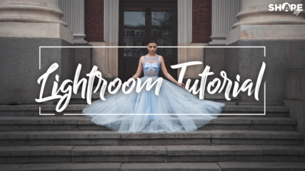 Как да обработя снимка в Lightroom | Fashion Photo - Lightroom Tutorial