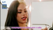 Miley Cyrus - Maquiagem