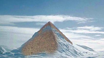 Тайни пирамиди на Антарктида