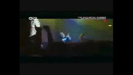 DragonForce - Live At Golden Gods Awards 2006
