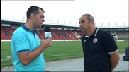 Димитър Васев: Малко ме е яд, че не победихме