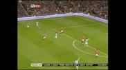 """""""Сити"""" победи """"Юнайтед"""" след прекрасен гол на резервата Агуеро"""