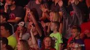 Zack Ryder vs. Rusev/ Зак Райдър ср. Русев (марк Хенри атакува Русев)
